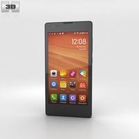 Xiaomi Hongmi Black 3D Model