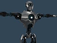 Robot RM400 3D Model
