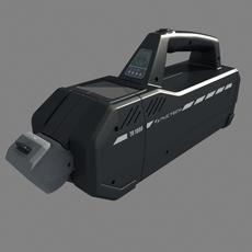 Hand-Held Detector 3D Model