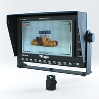 TV Logic. DSLR Monitor 3D Model