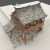 12 53 15 859 chinese old wooden house06 4