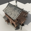 12 53 17 262 chinese old wooden house05 4