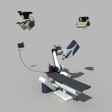 CyberKnife 3D Model