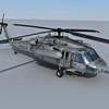 13 05 55 851 uh60 balckhawk 3d model h 4