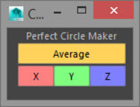 Circulator 1.0.4 for Maya (maya script)
