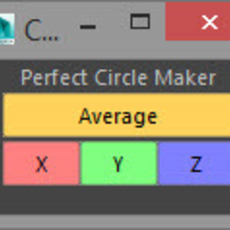 Circulator for Maya 1.0.3 (maya script)