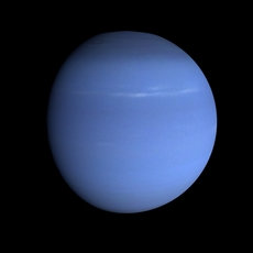Animated HD Neptune Model 3D Model