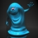 Bob from Monsters vs Aliens RIGGED 3D Model