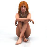 Anne 3D Model
