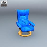 Colibri Armchair 3D Model