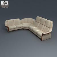 Eldorado Sofa 3D Model