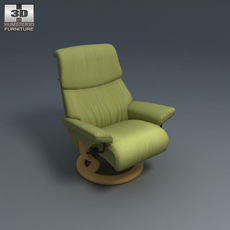 Dream Chair 3D Model