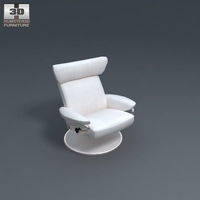 Jazz armchair 3D Model