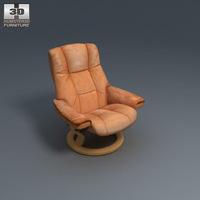 Mayfair armchair 3D Model