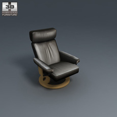 Orion Chair 3D Model