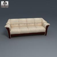 Oslo sofa 3D Model