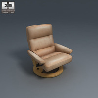 Pacific Chair 3D Model