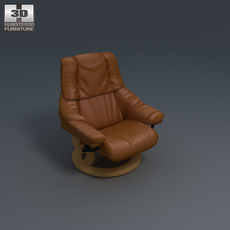 Tampa Chair 3D Model