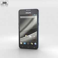 Philips W6610 3D Model