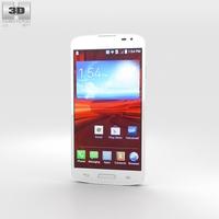 LG Volt White 3D Model