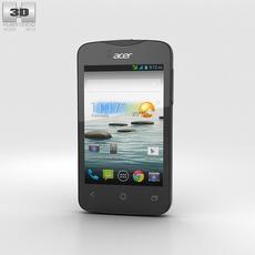 Acer Liquid Z3 Rock Black 3D Model