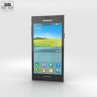 Samsung Z Black 3D Model