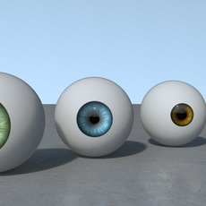 Eye - Procedural shader for Maya 1.3.2