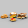 16 25 27 248 cookies 2c 2b 2a 1c 1b 5 4