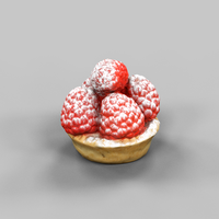 Raspberry Pie Mini 3D Model