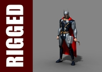 Thor (Rig) 1.0.1 for Maya