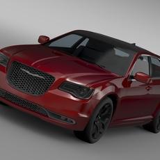 Chrysler 300S LX2 2016 3D Model