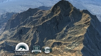 Free Rocky Mountain North America 3D Model