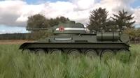 T34/76 Tank HDRI 3D Model