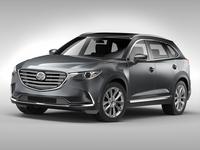 Mazda CX-9 (2016) 3D Model