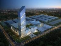 Commercial Plaza 013 3D Model