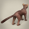 17 37 50 829 low poly realistic fossa 05 4
