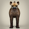 17 38 03 710 low poly realistic hyena 02 4