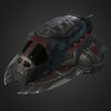 17 49 48 205 lowpoly pirate spaceship 3d model obj  47e63859 5be8 4ac2 bc24 6b3042189ce7 4