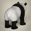 17 55 31 72 low poly realistic giant panda 05 4