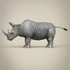 17 56 09 209 low poly realistic rhinoceros 03 4