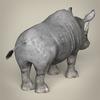 17 56 09 939 low poly realistic rhinoceros 05 4