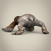 17 56 23 762 low poly realistic sloth 04 4