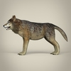 17 57 09 916 low poly realistic wolf 03 4
