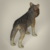 17 57 11 446 low poly realistic wolf 05 4