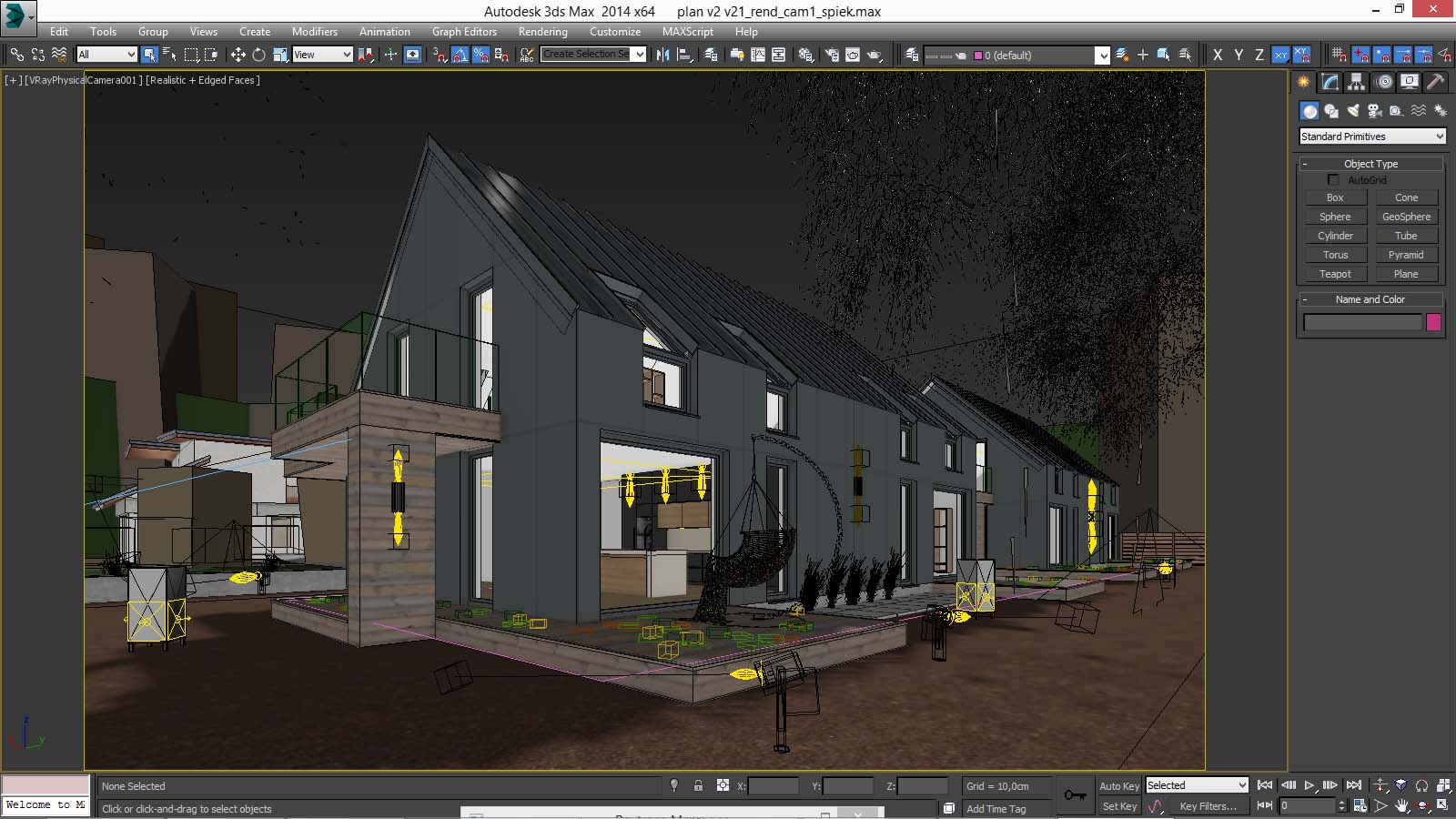 vray for 3d max 2014