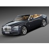 Rolls-Royce Dawn 2017 3D Model