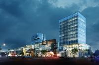 Commercial Plaza 034 3D Model
