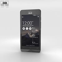 Asus Zenfone 5 Charcoal Black 3D Model