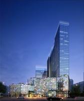 Commercial Plaza 042 3D Model