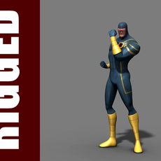 Cyclops (Rig) for Maya 1.0.0
